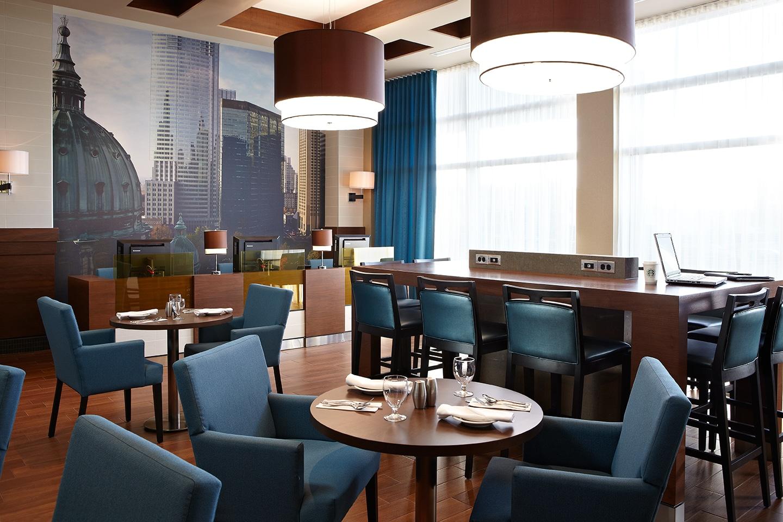 Hotel marriott a roport de montr al voyages gendron - Bureau de change aeroport ...