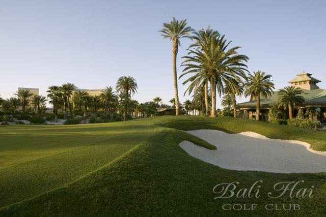 Bali Hai Golf Club Golf Course Voyages Gendron
