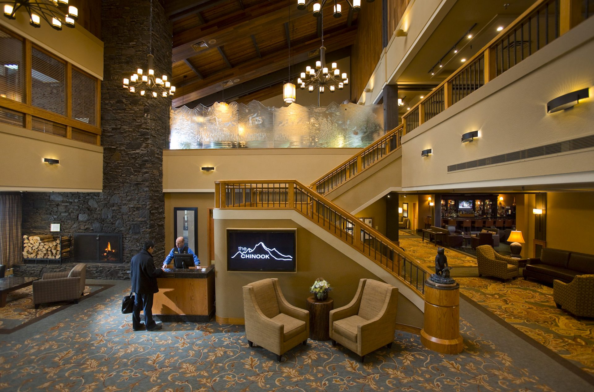 Banff Park Lodge Voyages Gendron