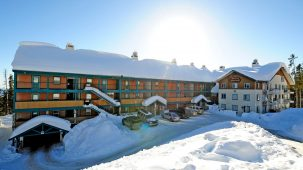 Big White Ski Resort, Gavin Crawford