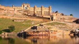 Bhawani singh - Fort Amber