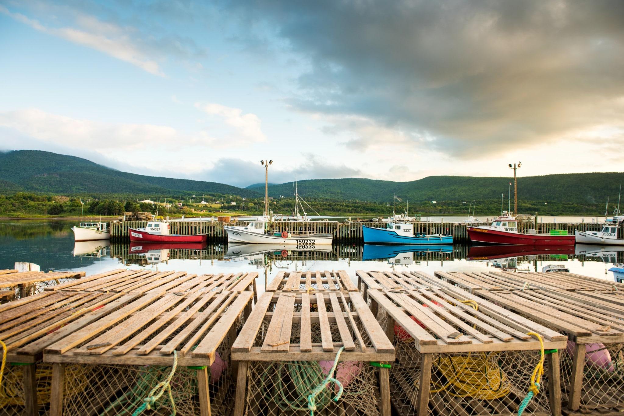 Tourism Nova Scotia / Dean Casavechia