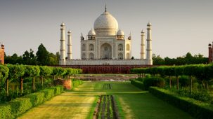 Bhawani singh - Taj Mahal