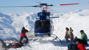 Whistler Heliskiing / Neil Brown