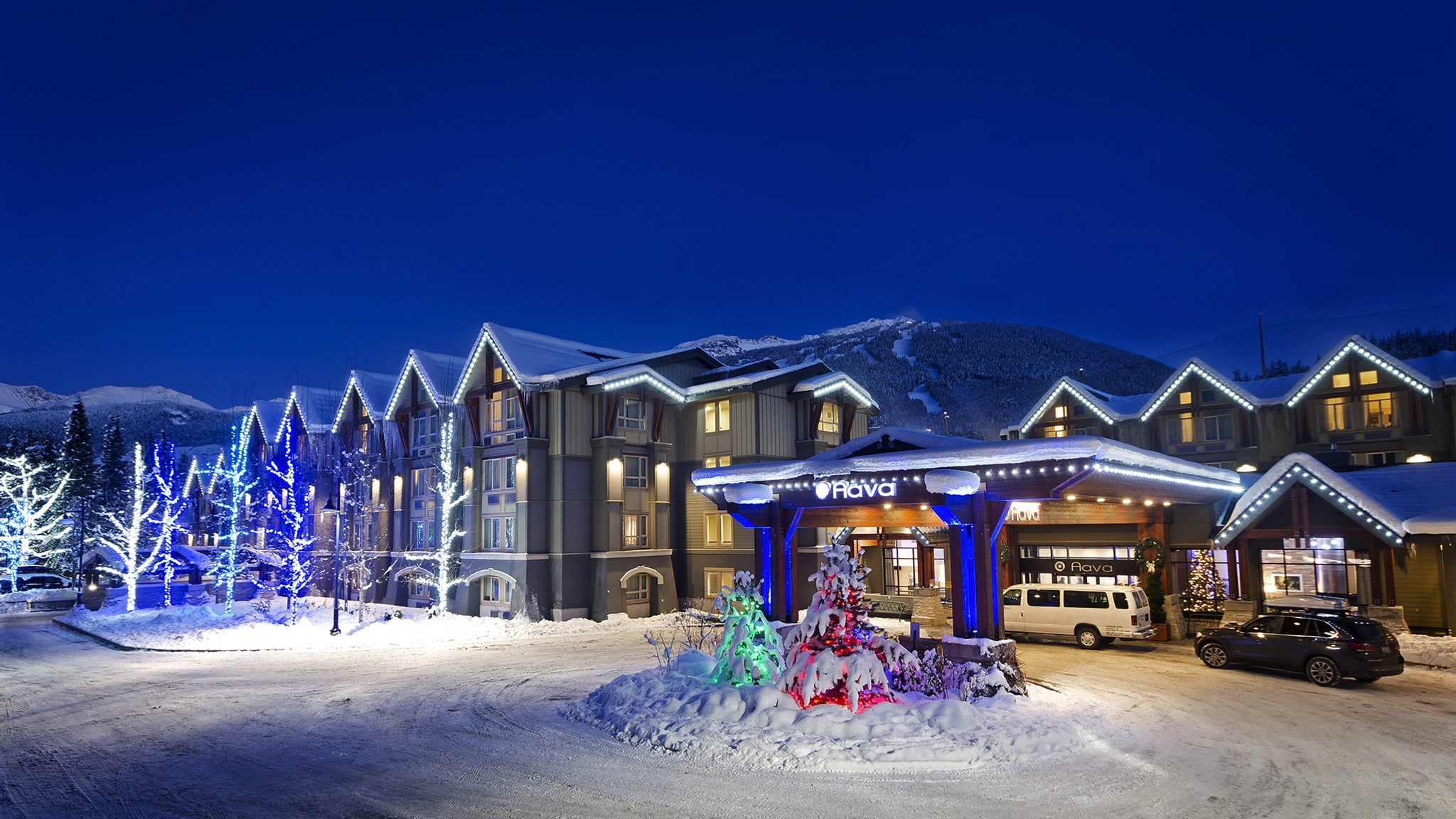 Glacier lodge by whistler accommodation resort villa