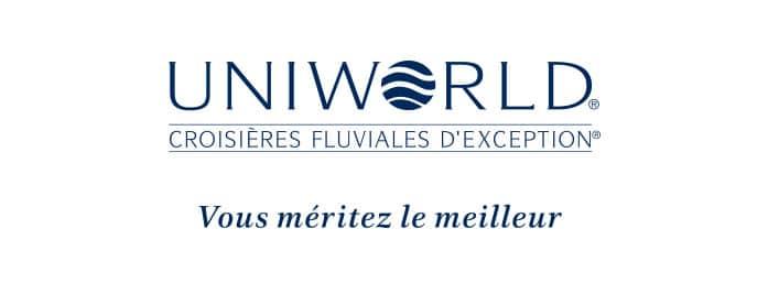 Uniworld - Croisières fluviales d'exception. Vous méritez le meilleur.