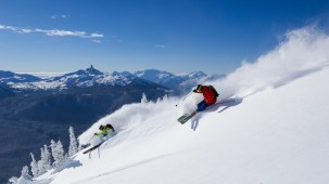 Tourism Whistler - Eric Berger