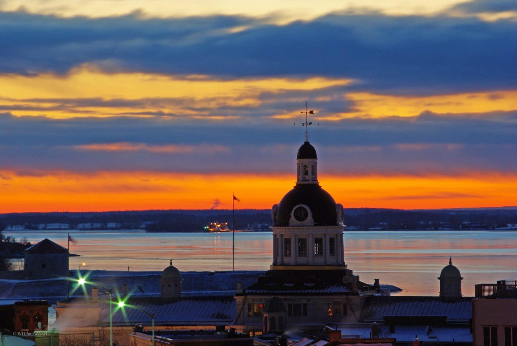 Kingston City Hall | Paul Walsh