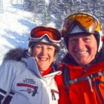 Carol Leduc and Linda Daigneault
